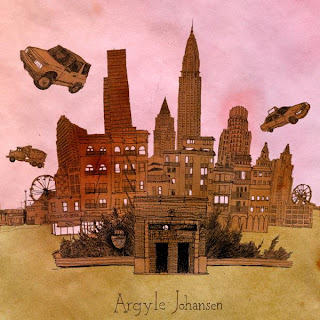 Argyle Johansen - CD Review