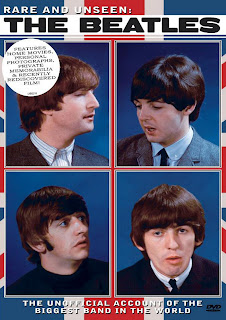 The Beatles Rare and Unseen - DVD Review