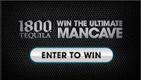 Enter to Win $10,000 for an Ultimate Man Cave from Select Silver Tequila