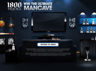 Select Silver Tequila is Giving Away $10,000 for the Ultimate Man Cave