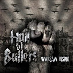 Hail of Bullets - Warsaw Rising EP Review