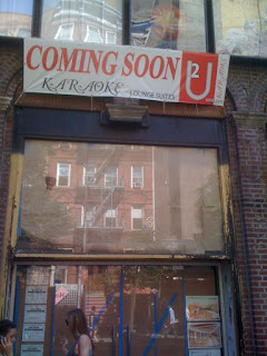 Mono Kim's (on St. Mark's Place) Becomes a Karaoke Bar