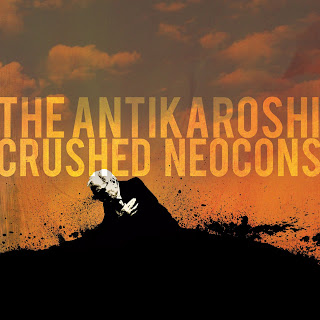 The Antikaroshi - Crushed Neocon CD Review (Exile on Mainstream Records