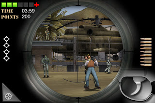 Marine Sharpshooter - iPhone / iPod Touch Game Review