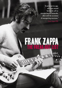 Frank Zappa - The Freak-Out List DVD Review