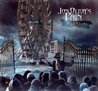 Jon Oliva's Pain: Festival CD Review (AFM Records)