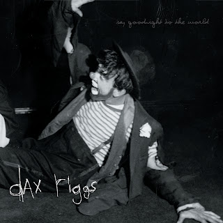 Dax Riggs (x-deadboy & The Elephantmen) Releases Sophomore CD on August 3rd // Shows at Mercury Lounge on Aug. 14 & 15