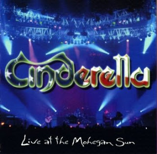Cinderella: Live at the Mohegan Sun (Frontier Records)