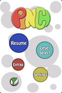 Pinch: iPhone Game Review (a puzzle game by Coatsink Software)