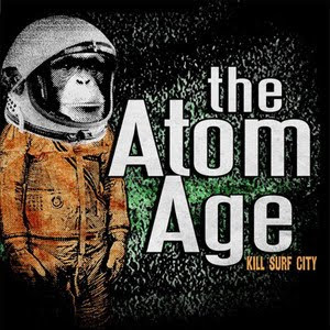 The Atom Age: Kill Surf City CD Review