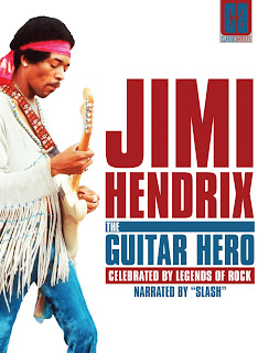 Jimi Hendrix - The Guitar Hero DVD Review