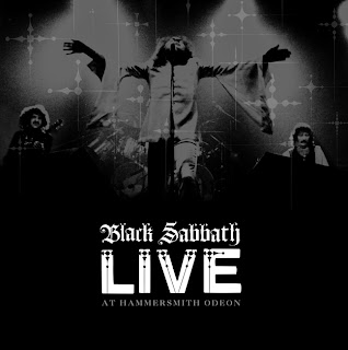 Black Sabbath: Live at Hammersmith Odeon Scheduled for Ltd. Edition Vinyl Release in January