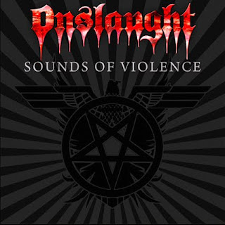 Onslaught - 'Sounds of Violence' CD Review (AFM Records)