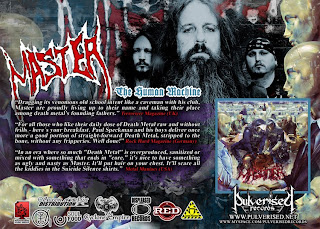 Master: Death Metal Vetrans Play Club Europa with Lightning Swords of Death