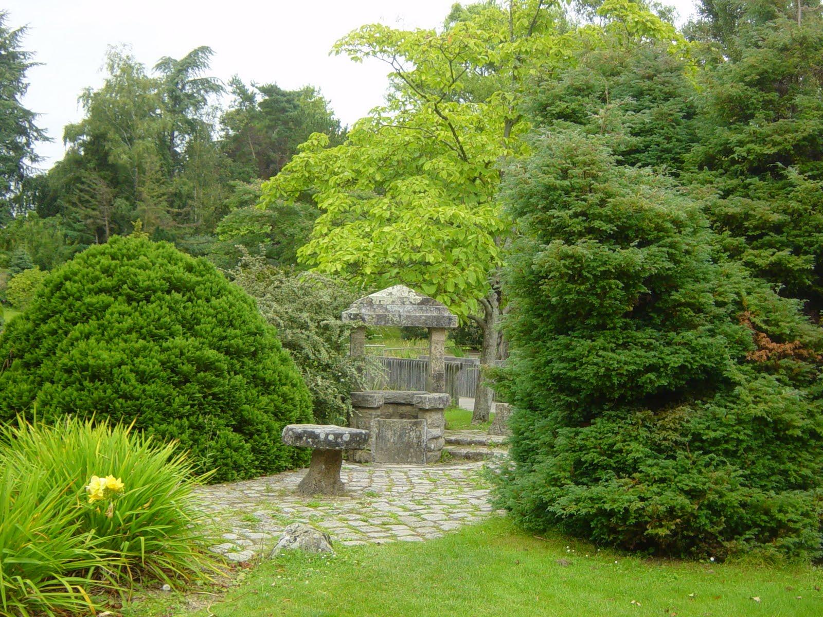 a garden tour jardin de beaujoire nantes