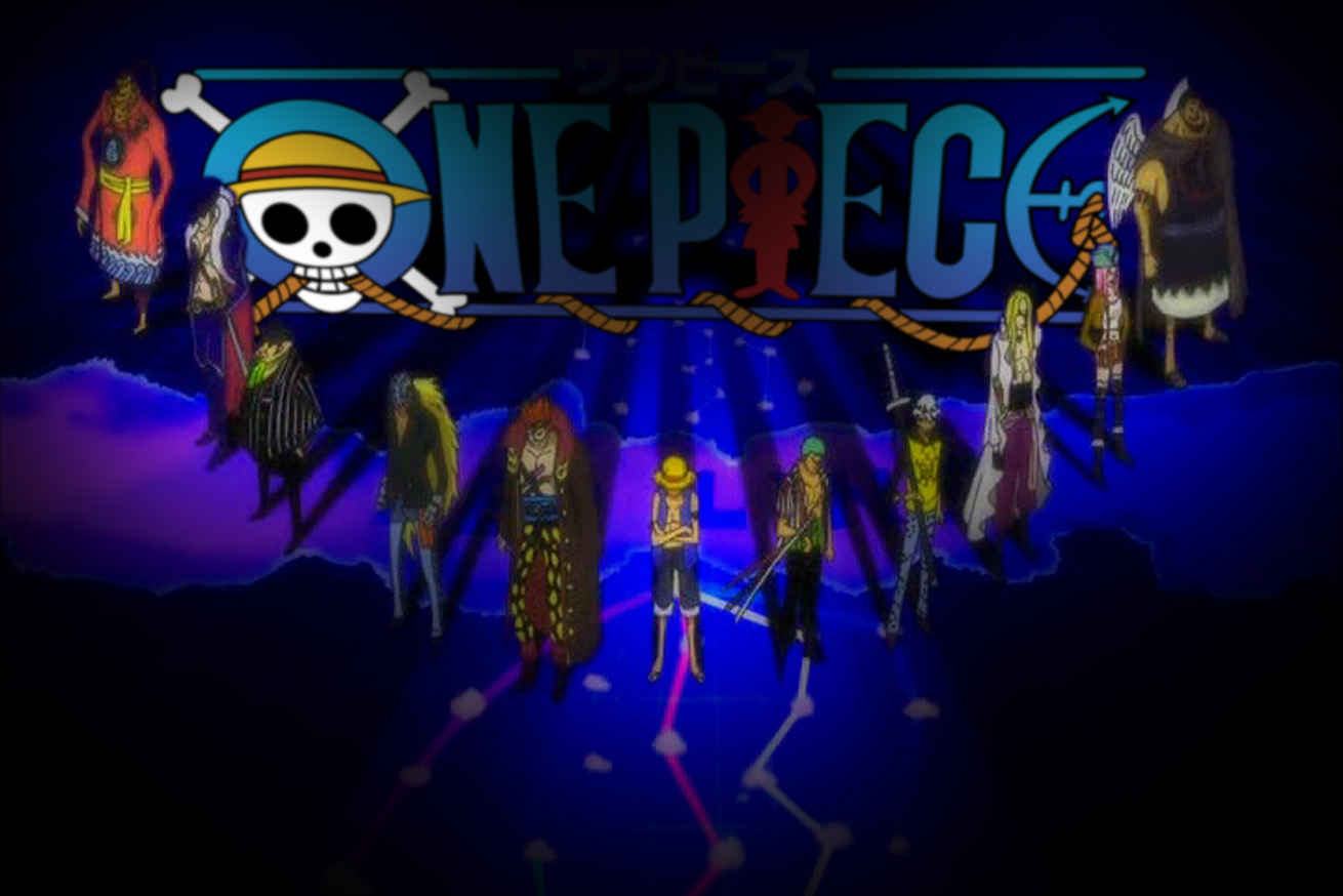 Préparation One piece ultimate RPG