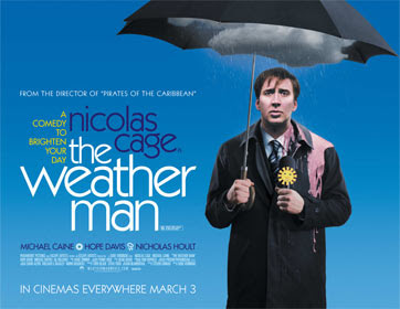 The movie weatherman