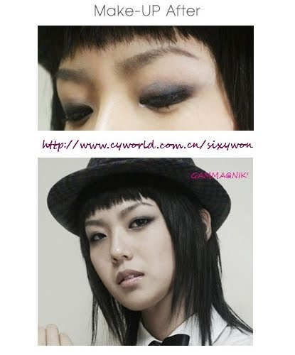 Makeup Tutorial By The Ulzzang Pony (part I)