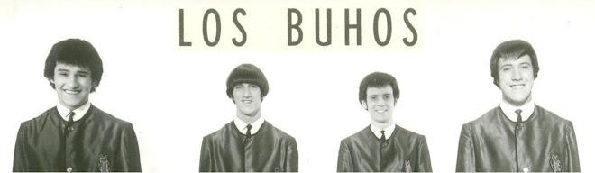 """Los Buhos - Autentico  rock """"beat"""" Argentino en 1960"""