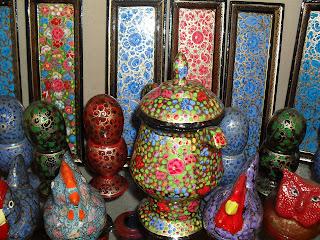CHINAR SHADE : ART OF PAPIER MACHE IN KASHMIR