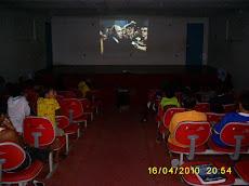 Cepac implanta em Macaiba primeiro Cineclube
