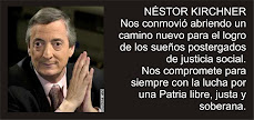 Néstor, para siempre...