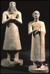 estatuas sumerias