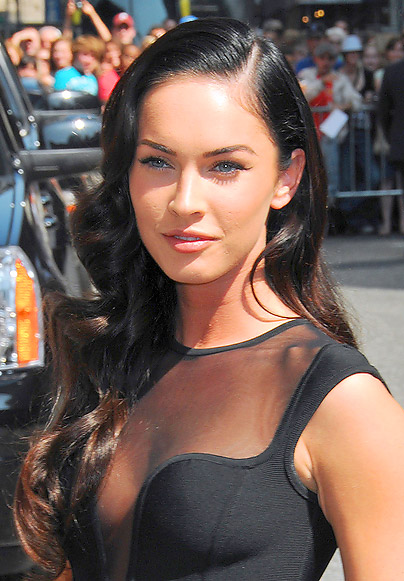 megan fox makeup. Megan Fox makeup is very