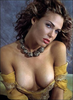 Ilary Blasi Sexy Wallpapers