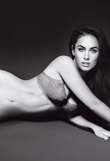 Megan Fox Armani Ad