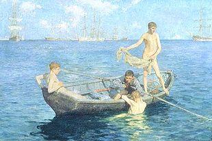 [310px-Tuke,_Henry_Scott_(1858–1929),_]