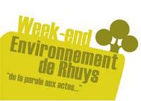 Logo Week-en Environnement Rhuys