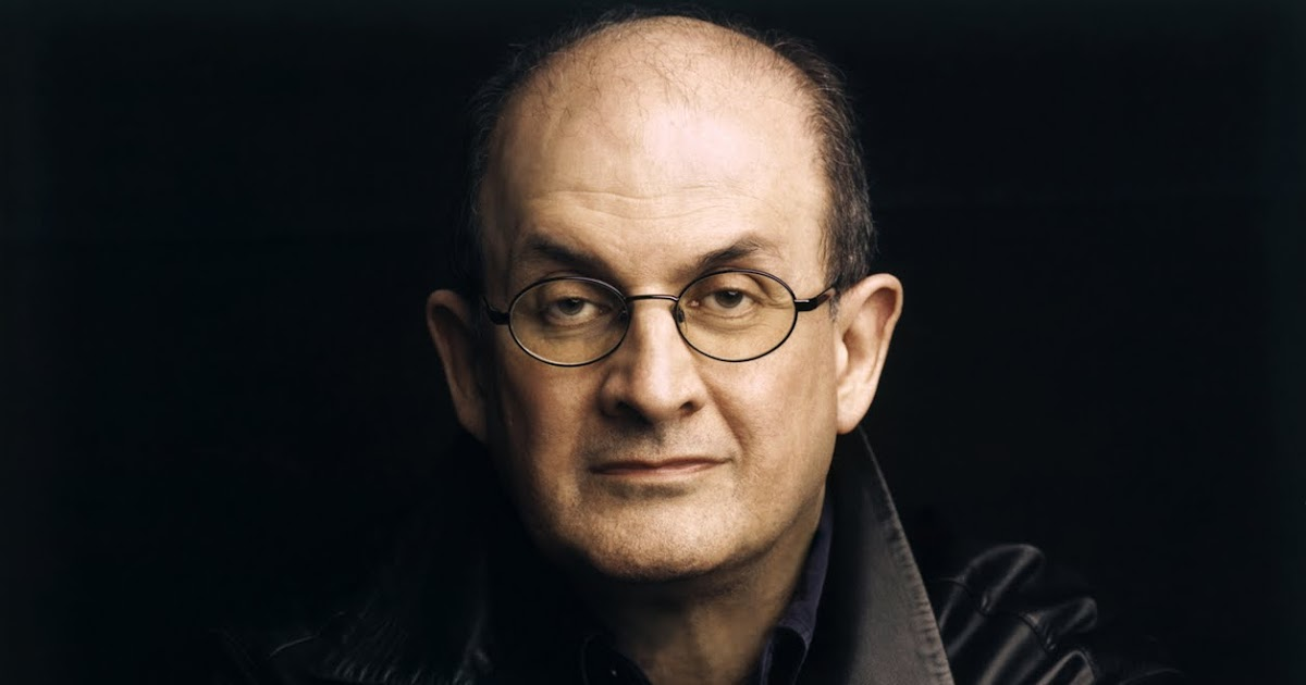 salman rushdie s the courter Life's work: an interview with salman rushdie  salman rushdie is best known for his fifth book,  so the way in which books are now marketed runs counter to.