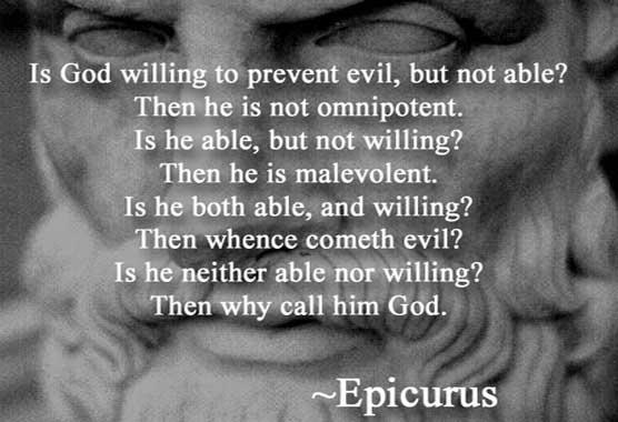 richard swinburne why god allows evil