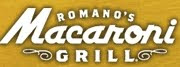 Romanos Macaroni Grill Printable Coupon