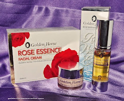 Set  Penjagaan Insentif Rose Cream
