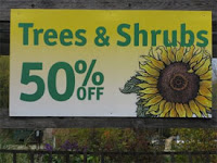Fall Deals at the Garden Center