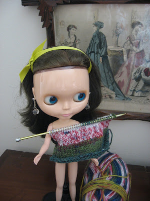 April's Free knitting pattern for Blythe   Pollymakes