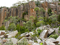 Cliffs of Lost World - 5 Jan 2008