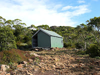 Collins Bonnet Hut - 11 May 2007