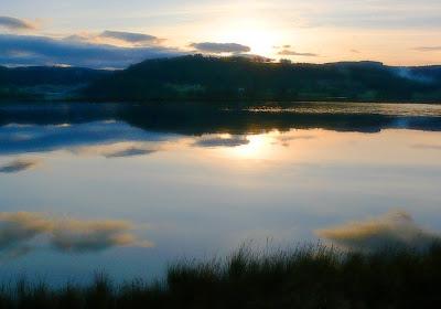 Huon River, near Cradoc - 22 July 2007