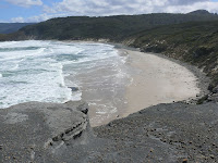 South Cape Bay Beach - 6 Oct 2007