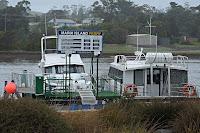 Maria Island Ferry, Triabunna - 23rd September 2009