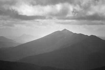 Mount Weld from Hartz Peak - 24th october 2010
