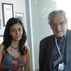 Rania and Mr. Ghassan tueni