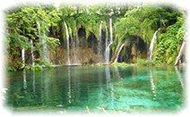 Озеро, лес, Хорватия