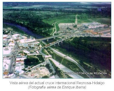 CRUCE INTERNACIONAL REYNOSA HIDALGO