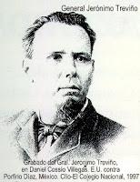 Gral Jeronimo Trevino