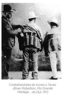 Contrabandistas de licores de Texas