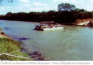 Chalan del rio Bravo